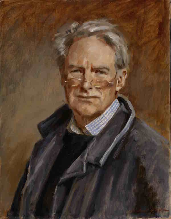 Richard Foster, Self Portrait