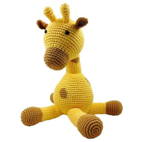 Navnedyret - Økologisk Bamse - Giraf