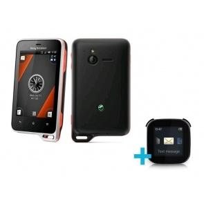 Sony Ericsson ST17I Xperia Active Outdoor Black Orange
