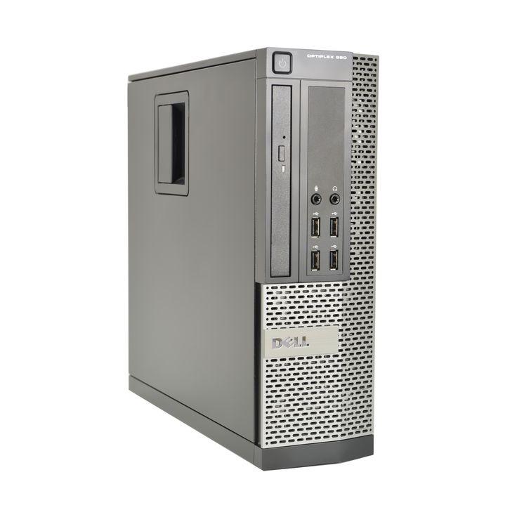 Dell OptiPlex 990 SFF 3.1GHz Intel Core i5 8GB RAM 1TB HDD Windows 7 Computer