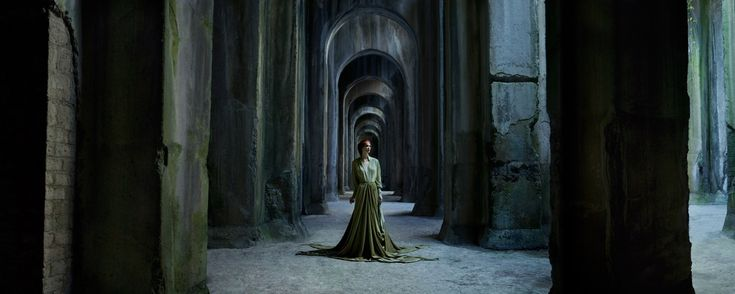 Breathtaking Cathedral Hall!! Amazing!!  Photog by Eugenio Recuenco