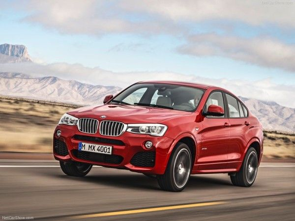 2015 BMW X4 Side Wallpapers 600x450 2015 BMW X4 Review