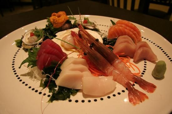 "Sushi Shige Japanese #Restaurant in #Halifax - We ordered take-out - the ""Sushi and Sashimi Dinner"" at 24.00$....very good, great value, plus add a salad & miso soup....awesome! The fish ... http://www.MervEdinger.com"