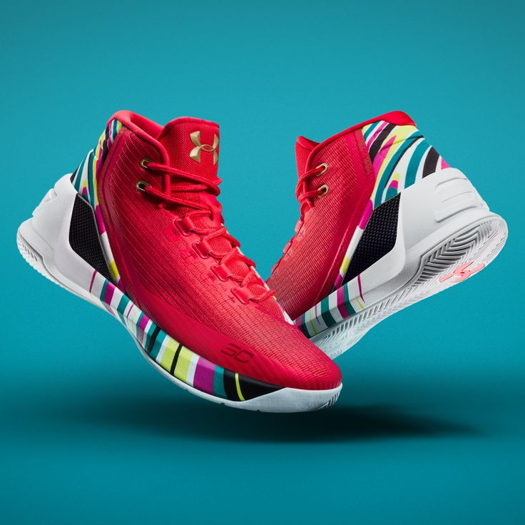 Happiness, longevity and good fortune. Sweep away the bad to make room for the good. The Curry 3 'Chinese New Year' is available now.