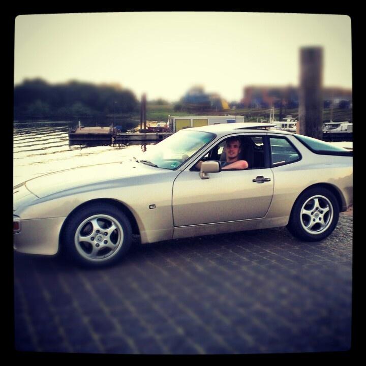 #Porsche #944 from 1988