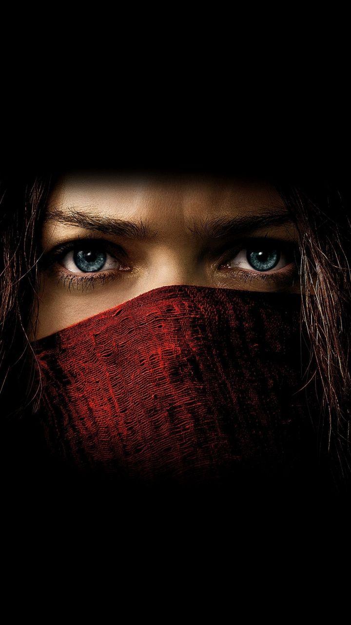 Woman Behind Mask Mortal Engines 2018 Movie 720x1280 Wallpaper Eye Photography Digital Art Girl Mortal Engines