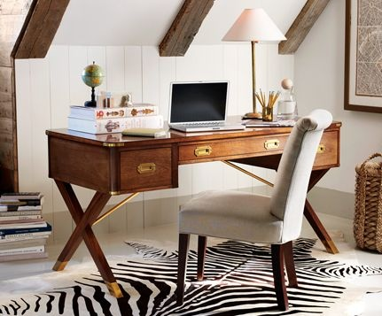 Really love everything about this little office space accept the price  William  Sonoma Home. 73 best Williams Sonoma images on Pinterest