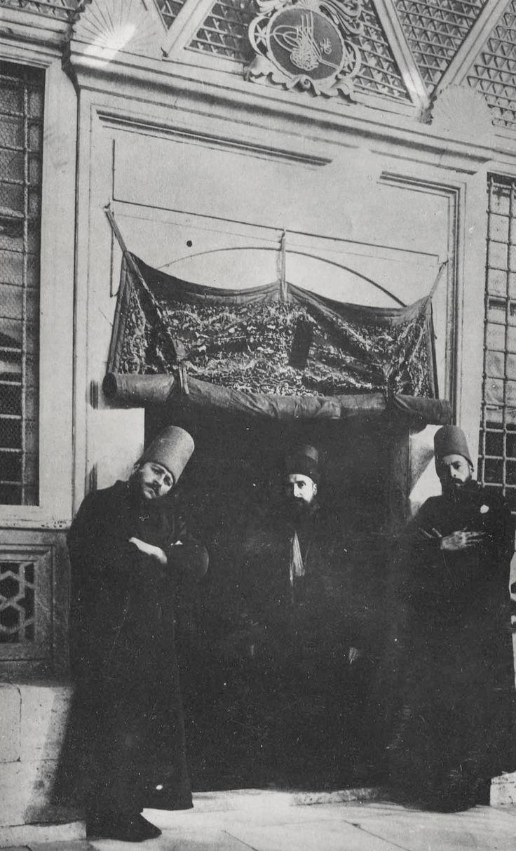 Ottoman Mawlawi Dervishes, Yenikapi Mawlawi House, Istanbul (Osmanlı Yenikapı Mevlevihanesi)