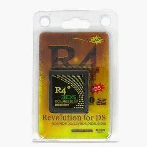 R4/R4I 3DS FLSHCARTS: R4 VS R4 3DS, which to buy for 3DS V9.4.0-21u?