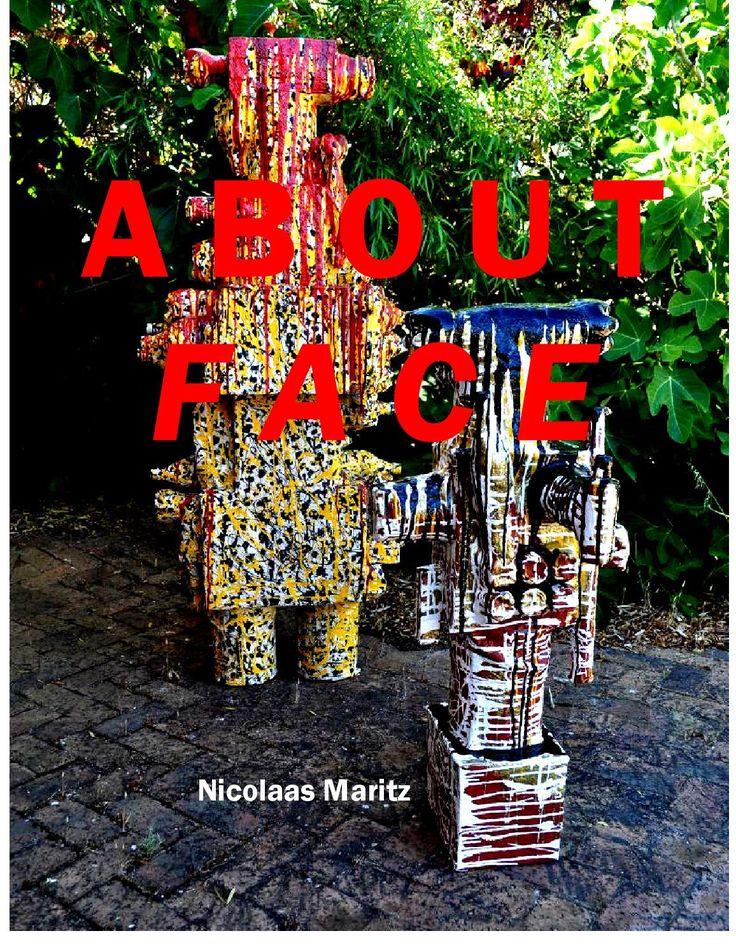 ABOUT FACE exhibition catalogue Dec 2016