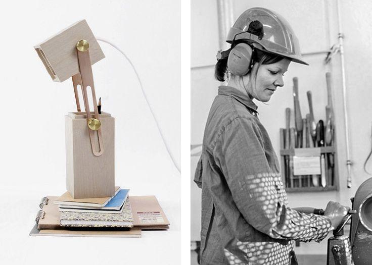 We came across the work of product designer Caroline Olsson