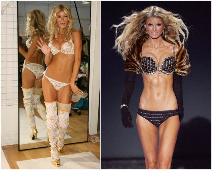 Marisa Miller`s body measurements