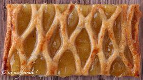 C'est ma fournée !: Le grillé aux pommes de notre enfance...