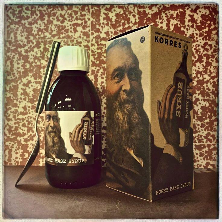 KORRES Syrup #korres_pharmacy