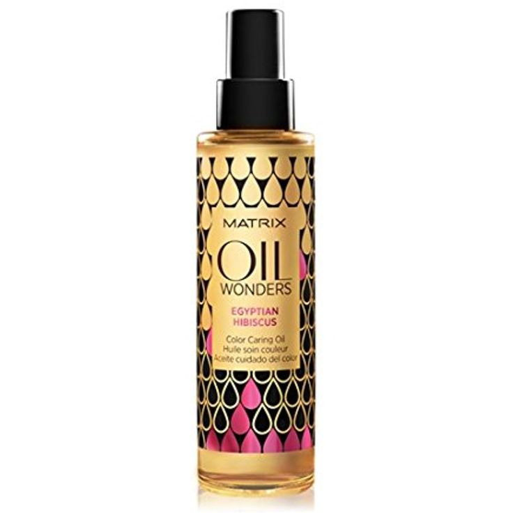 Matrix Oil Wonders Egyptian Hibiscus Color Caring Oil 5.1 Ounce ** Continue to the product at the image link. (This is an affiliate link) #PersonalCare