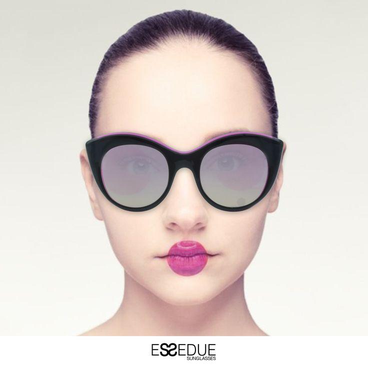 #essedue #esseduesunglasses #cateye #cateyeglasses #occhialidasole #occhiali