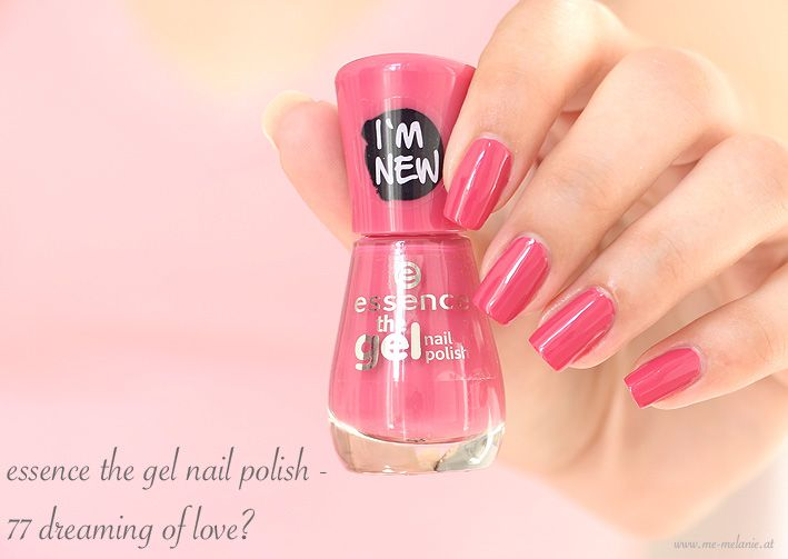 essence the gel nail polish - dreaming of love?