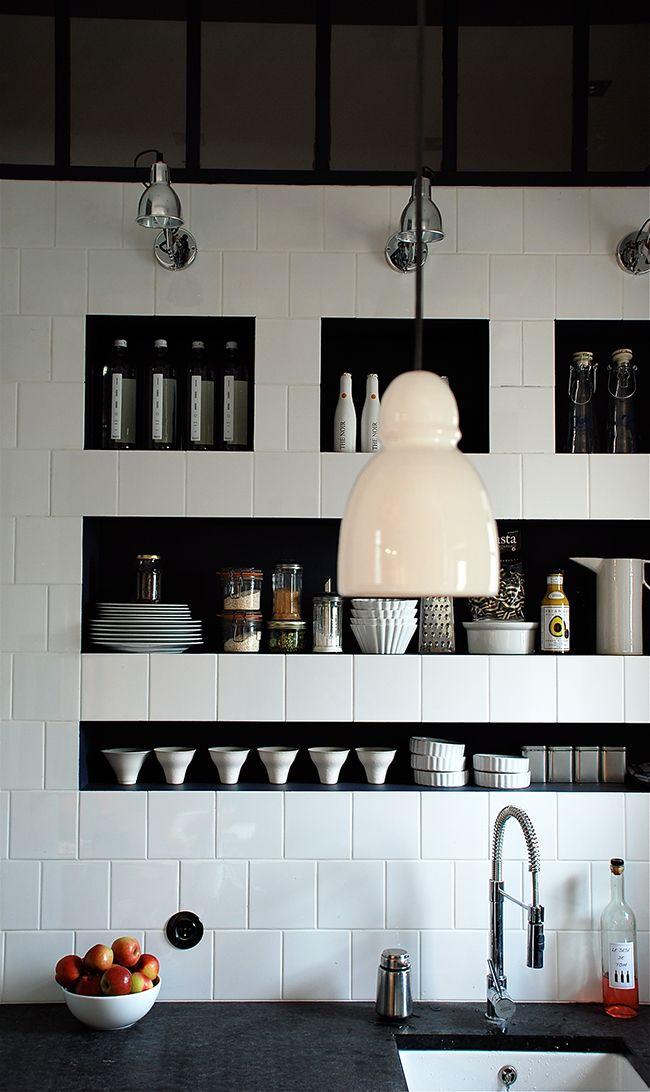 74 best KITCHEN DESIGN images on Pinterest Black kitchens, Home