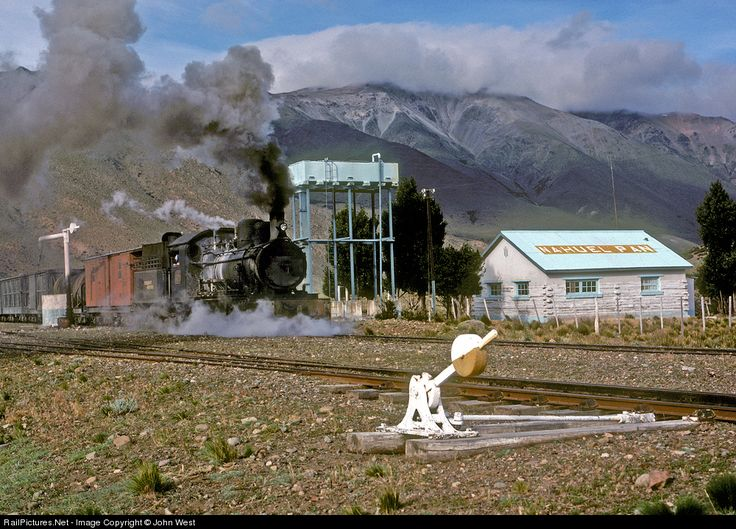 Ferrocarriles Argentinos Steam 2-8-2  Esquel