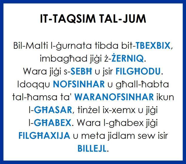 it-taqsim tal-jum (3)