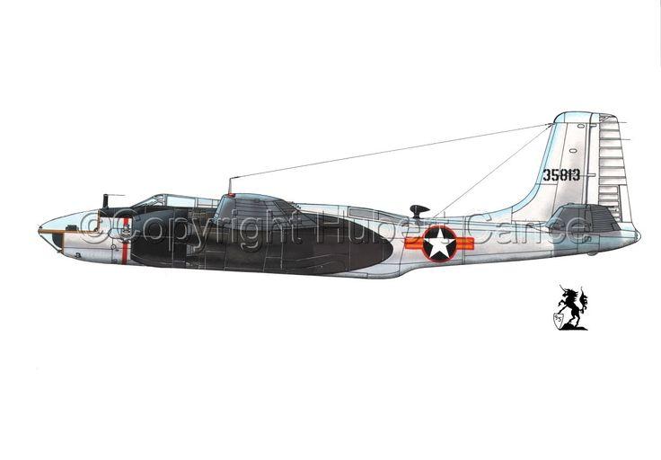 "Дуглас RB-26С ""захватчик"""