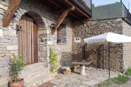 """Schau Dir dieses großartige Inserat bei Airbnb an: Large studio with view over """"valle de la fueva"""" - Häuser zur Miete in Troncedo"""