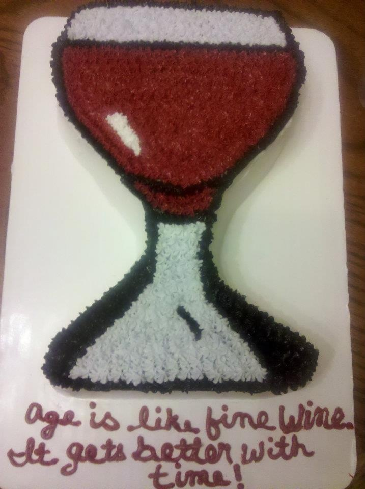 How To Make A Bottle Shaped Cake