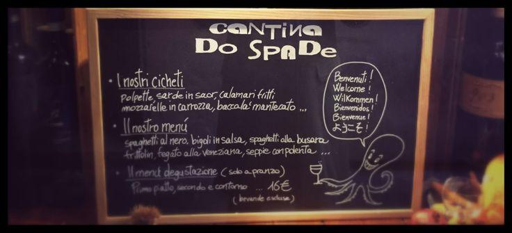 Cantina Do Spade. Calle Do Spade