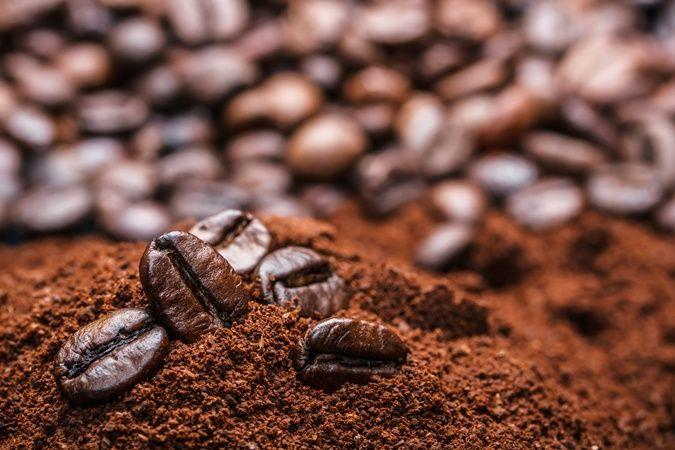 Натуральный черный кофе способствует похудению