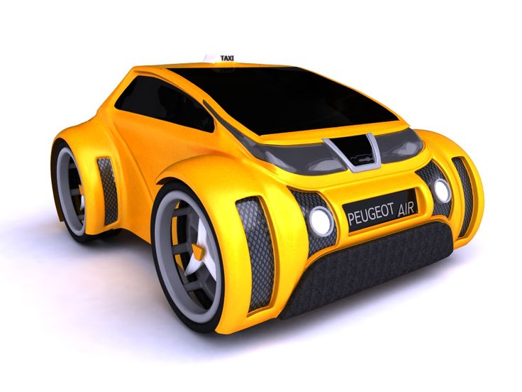 Colombian taxi concept 2010