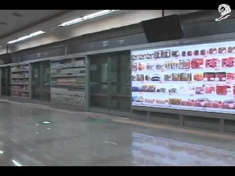 What is the idea: Tesco created a virtual store on the Korean underground. Why is it relevant: This concept could be developed to allow Villages to promote Private Sale in any country or location