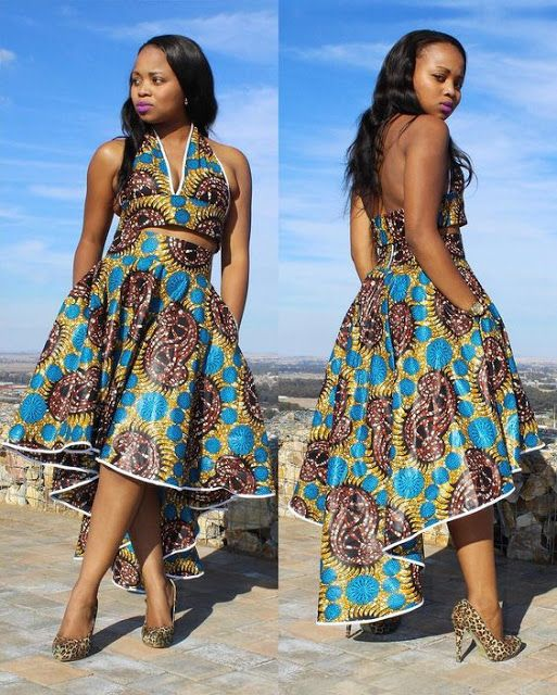 Check Out creative Ankara Style for Ladies http://www.dezangozone.com/2016/08/check-out-creative-ankara-style-for.html