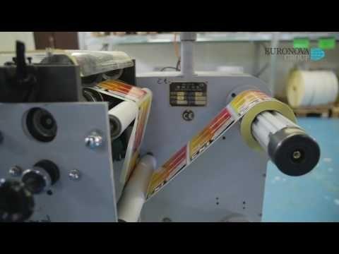 FLEXO TISK – výroba etiket – tiskárna Euronova Plzeň – Promo Video koktejl z Plzně