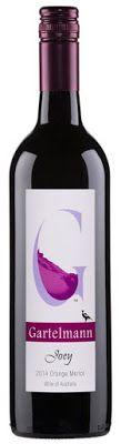 QWine - Australian Wine Reviews: Gartelmann Wines Joey Merlot 2014
