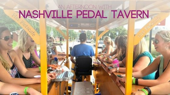 A few weeks ago I spent the weekend in Nashville for the bachelorette party for one of my best friends from college. One of the activities that was high on everyone's list was doing a Pedal Tavern! I had never done a Pedal Tavern before but a few of my friends have in various other…