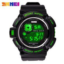 2016 New G Style LED Digital Watch Men Military Sports Watches SKMEI Brand S Shock Watch Men Waterproof Relogio Masculino(China (Mainland))