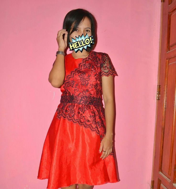 #midiskirt #skirt #fashion #red #dress