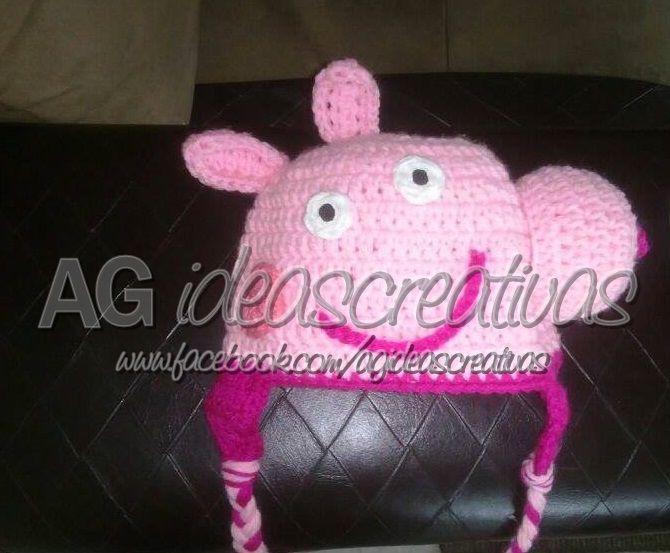 17 Best Gorros Tejidos Crochet Hat Images On Pinterest