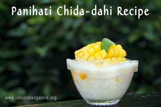 You can send us your own chida-dahi recipes. Attractive prizes for three best recipes..