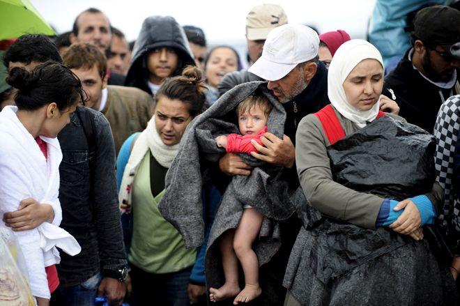 Πρόσφυγες στην Πιερία: προβληματισμοί και παραινέσεις εκ μέρους της Ελληνικής Ευαγγελικής &Epsilon...