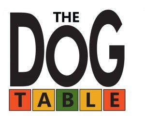 The Dog Table...it's a periodic table of dog breeds with a cartoon for each!