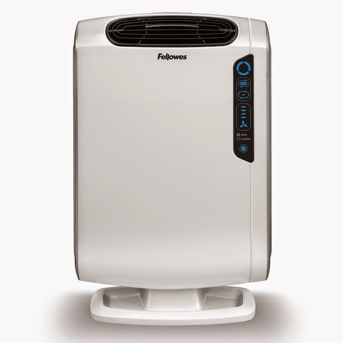 Given To Distracting Others: Win Fellowes AeraMax DX55 Air Purifiers