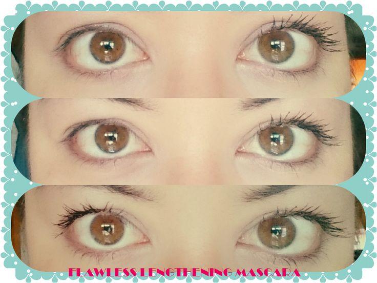 One of my #make-upbuddies - #Flawless #Lengthening #mascara