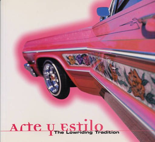 "In 2000, the Petersen Automotive Museum mounted an exhibit, ""Arte y Estilo: The Lowriding Tradition"" which was guest curated by Denise Sandoval, then a doctoral student at Claremont College. This catalog was published in conjunction with the exhibition, which ran from February 5 to May 28 of 2000. Latino Cultural Heritage Digital Archives.Culture Heritage, Digital Archives, Claremont Colleges, Automotive Museums, Guest Curator, Doctors Student, Collection Pin, Fernando Valley, Digital Collection"