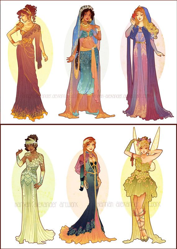 Sistemas de impresiones con una colección de heroínas de Disney, vuelve a imaginar con nuevos trajes inspirados en el movimiento del Art Nouveau.  Cada impresión cuenta a una princesa individual. Usted puede mezclar y combinar como quieras, su elección no se limita a los grupos que se muestra en las fotos anteriores! Vienen en packs de 3, 6, 12 y 18.  Simplemente haz tu compra, luego durante la comprobación Nota Me en la sección Nota para el vendedor y dejo los nombres de las princesas que…