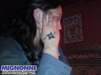 hand tatoo - tatouage sur la main