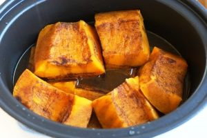 Cooking Squash in the Slow Cooker | Healthy Ideas for Kids