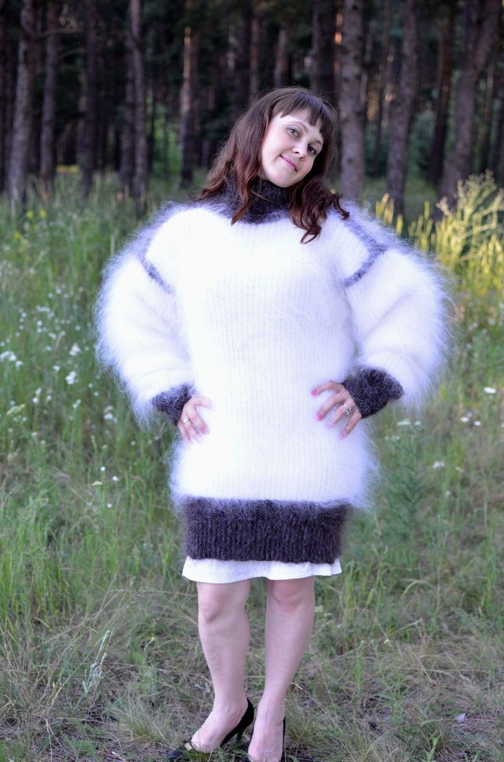 1314 Best Angora And Other Fuzzy Sweaters Images On