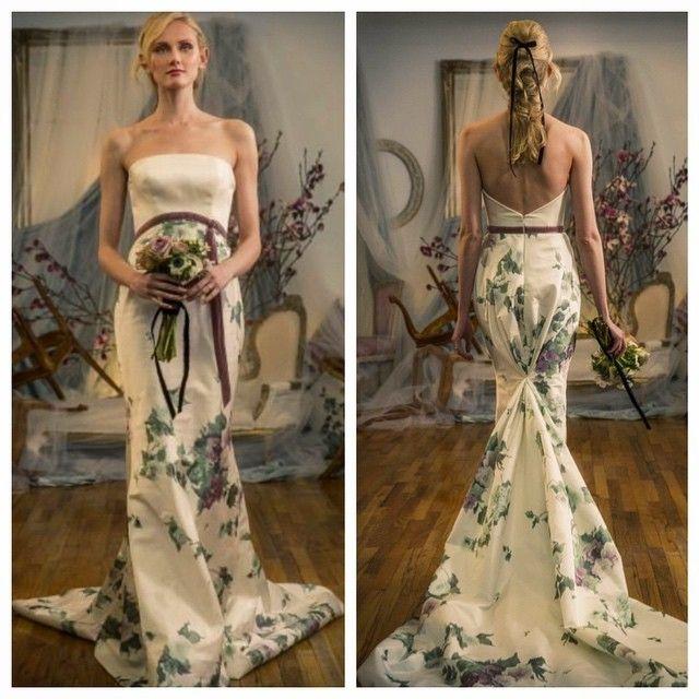 NY発のセクシー可愛いウェデングドレスブランド*「エリザベス・フィルモア」のドレスにきゅん♡にて紹介している画像