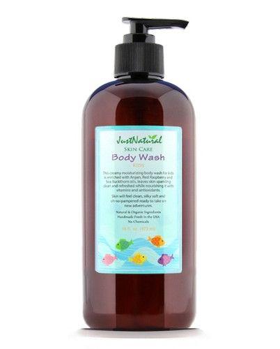 Kids Natural Body Wash